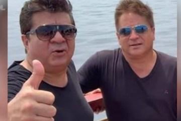 leo - Assessor de Leonardo morre vítima de tiro acidental, na fazenda do cantor