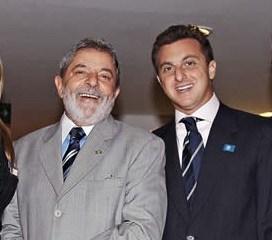 'Figurinha repetida não completa álbum' diz Luciano Huck após decisão de Fachin sobre Lula