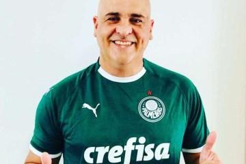 """Ex-goleiro Marcos provoca Corinthians: """"Agradece São Pedro!"""""""