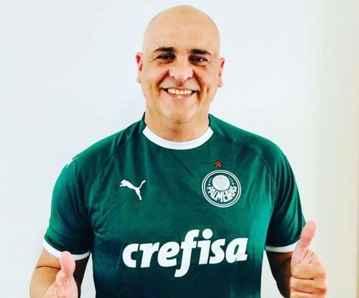 """marcos e1614860454401 - Ex-goleiro Marcos provoca Corinthians: """"Agradece São Pedro!"""""""