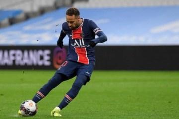 Neymar acelera recuperação de lesão muscular com atividade em campo pelo PSG