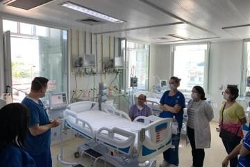 PMJP amplia leitos de UTI no Hospital Santa Isabel, ambulâncias e carros de apoio à vacinação para combate à Covid-19