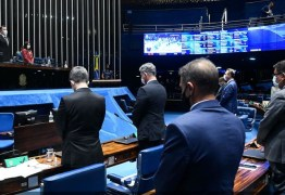 Senadores lamentam recorde de mortes por covid-19 no Brasil