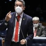 senador Alessandro - Com Covid-19, senador Alessandro Vieira será transferido ao Sírio Libanês