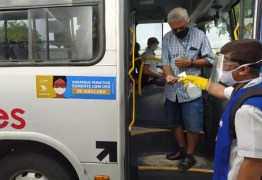 Pesquisa revela que risco de contágio em ônibus não é maior que em outros locais com pessoas