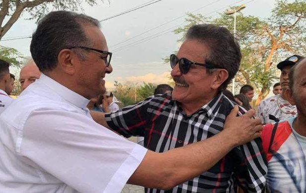 tiao e1614635434676 - Deputado Tião Gomes parabeniza coragem do Monsenhor Adauto após criticas a Bolsonaro