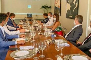 Após reunião, governadores elogiam proposta de Lira, mas não estão seguros com o fundo emergencial de combate à Covid-19