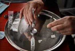 Entidade pede que STF libere cocaína para combater Covid-19 com a injeção do gás da droga nos infectados