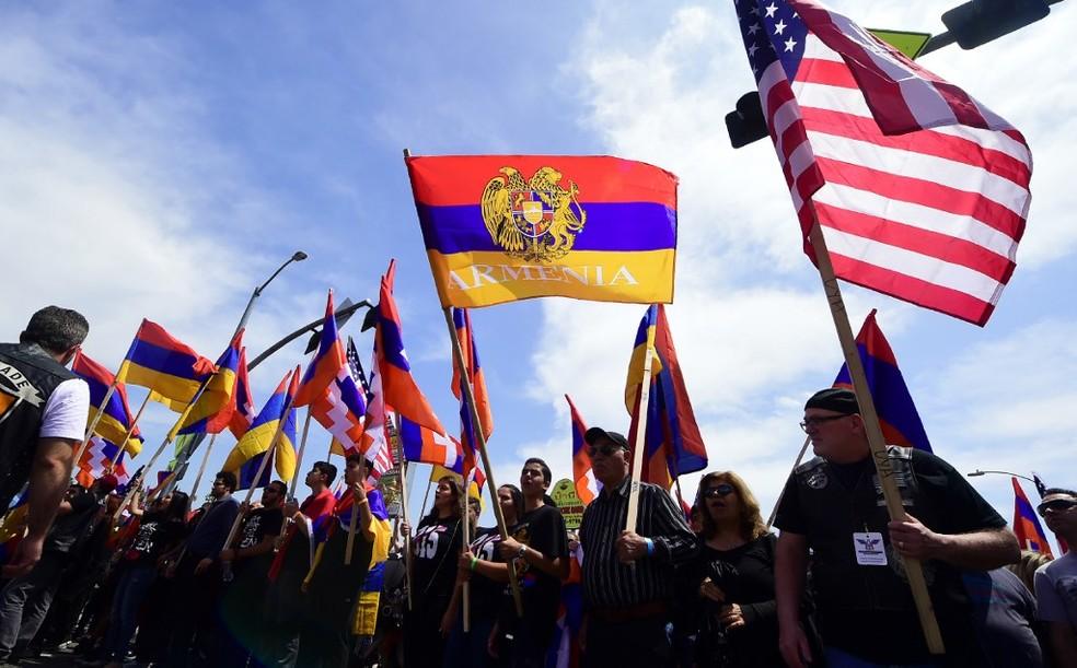 000 1n12mv - Biden reconhece o genocídio de armênios; entenda o peso da decisão