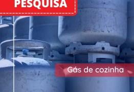 Pesquisa do Procon-PB aponta que menor preço do gás de cozinha com entrega é encontrado por R$ 82,00, em João Pessoa