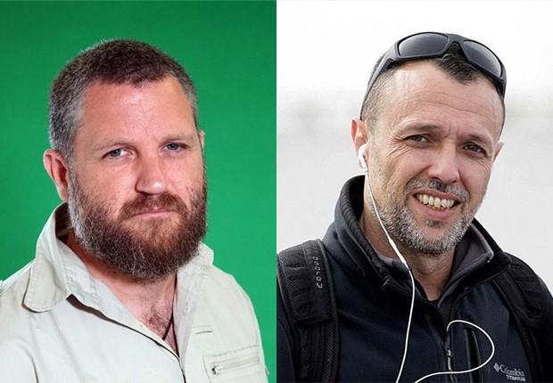 12415 - LUTO: Dois jornalistas espanhóis e um irlandês são assassinados em Burkina Faso
