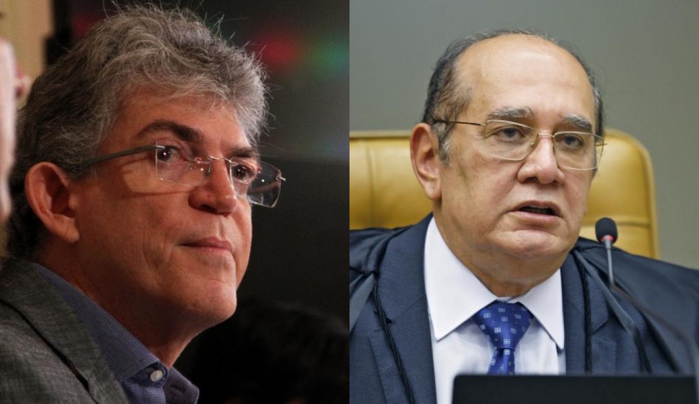 1619436202327 - OPERAÇÃO CALVÁRIO: Ricardo Coutinho pede a Gilmar Mendes desbloqueio de R$ 6,5 milhões