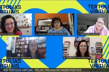2. Projeto Tertulias Virtuais busca empoderar mulheres atraves de seus escritos. FOTO DIVULGACAO - Obras literárias escrita por mulheres são valorizadas em coletivos virtuais