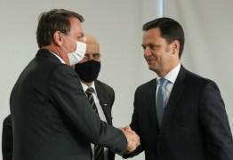 Em posse de novo ministro, Bolsonaro cita PF e PRF e diz que 'mudanças são naturais'