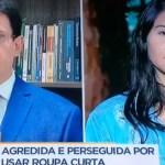 6553 - Após ter sido agredida por vizinhos na grande SP, digital influencer paraibana participa de entrevista no Cidade Alerta, da TV Correio - VEJA VÍDEO