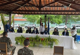 George Coelho destaca atuação do general Marcos Freire à frente do Comando Militar do Nordeste