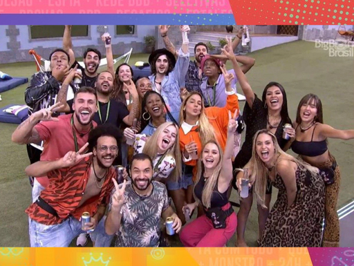 BBB 21 todos os participantes - BBB 21: Globo confirma reunião com todos os participantes para lavação de roupa suja ao final do reality