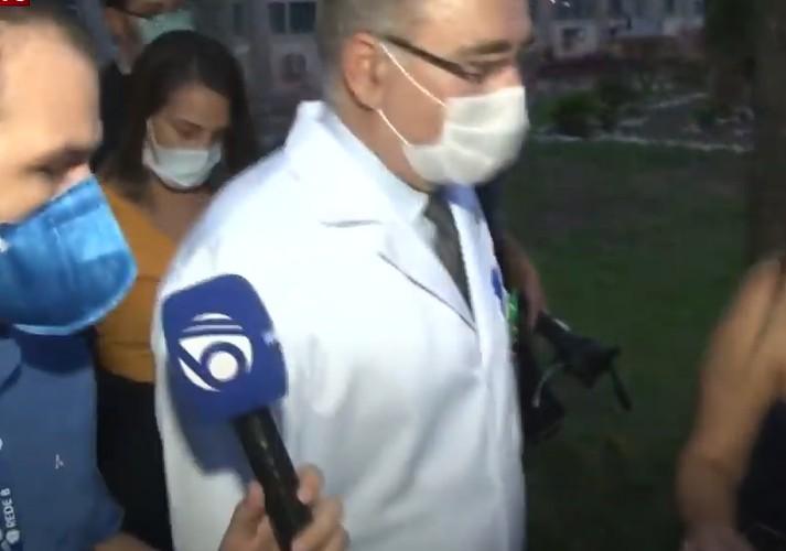 """Capturar 33 - """"Previsão é pra astrólogo"""", diz Ministro da Saúde sobre efeitos da vacinação contra covid-19 - VEJA VÍDEO"""