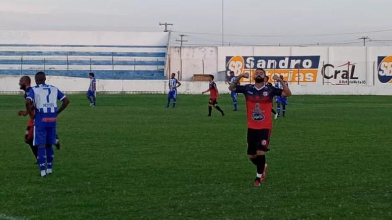Capturar 57 - CAMPEONATO PARAIBANO: Atlético de Cajazeiras e São Paulo Crystal ficam no empate, no Perpetão