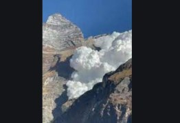 Assista o vídeo impressionante da avalanche na geleira Kapuche