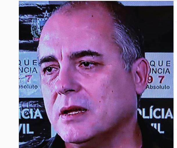 Capturar.JPGkgig - Delegado Silvio Bardasson morre vítima de complicações da Covid-19