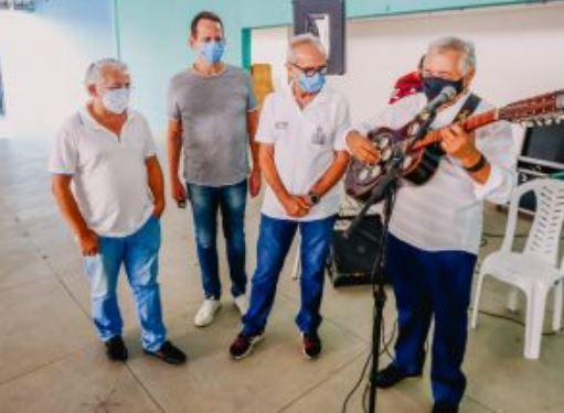 Capturar.JPGolol 3 - COVID-19: Prefeito Cícero Lucena visita postos de vacinação e anuncia atendimento noturno para agilizar segunda dose