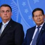 """Capturarnvmvv - 'É SÓ UMA CPIZINHA': Mourão diz que CPI tem que """"envolver também estados e municípios"""""""