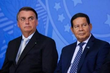 """'É SÓ UMA CPIZINHA': Mourão diz que CPI tem que """"envolver também estados e municípios"""""""