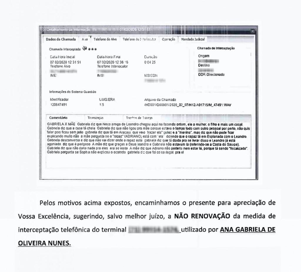 CasaVidro Print2 1024x927 - 'O CARA DA CASA DE VIDRO': Grampos sugerem que comparsas do miliciano Adriano da Nóbrega recorreram a Bolsonaro