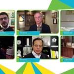 HH - Em debate, presidenciáveis atacam Bolsonaro, apontam retrocessos e indicam prioridades durante e pós pandemia - ASSISTA
