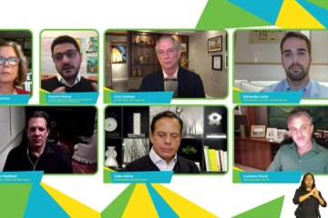 Em debate, presidenciáveis atacam Bolsonaro, apontam retrocessos e indicam prioridades durante e pós pandemia – ASSISTA