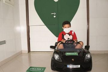 Hospital Pediátrico investe em experiências lúdicas para pacientes
