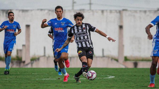 IMG 20210429 WA0055 e1619728275417 678x381 1 - Com arbitragem controversa, Perilima e Botafogo-PB ficam no empate, no Amigão