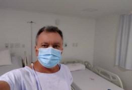 Paraibano ex assistente CBF deve receber alta hospitalar nesta quinta-feira