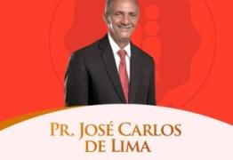 PARAIBANO: pastor José Carlos de Lima assume 2ª vice-presidência das Assembleias de Deus no Brasil; VEJA VÍDEO