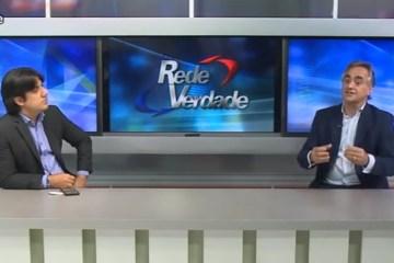 LUCIANO CARTAXO E LUIS TORRES - 'A CIDADE PAROU': Luciano Cartaxo faz críticas a 100 dias da gestão de Cícero Lucena; VEJA VÍDEO
