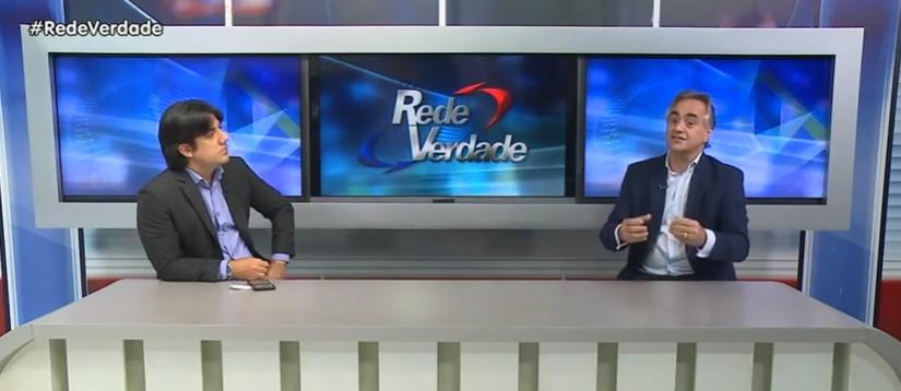 LUCIANO CARTAXO E LUIS TORRES - 'A CIDADE PAROU': Luciano Cartaxo faz críticas aos 100 dias da gestão de Cícero Lucena; VEJA VÍDEO