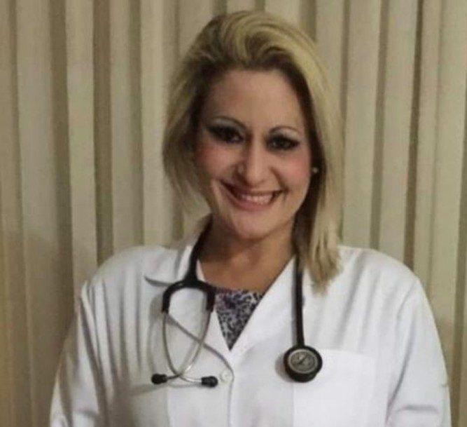 MEDICA e1617833020942 - TRAGÉDIA! Médica grávida de 8 meses morre de Covid-19 e bebê é salvo em parto de emergência