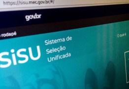 SISU 2020: Confira os 10 cursos com as maiores e menores notas de corte na PB
