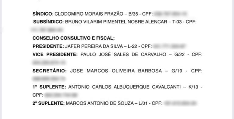 WhatsApp Image 2021 04 14 at 09.39.10 1 - Eleição para síndicos do Condômino Aguas da Serra: Clodomiro Frazão e Bruno Vilarim são reeleitos