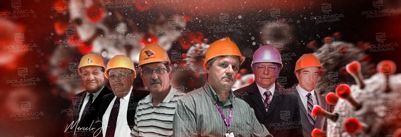 WhatsApp Image 2021 04 23 at 14.19.58 - VÍTIMAS DA COVID-19: Relembre quais engenheiros paraibanos perderam a luta contra a doença