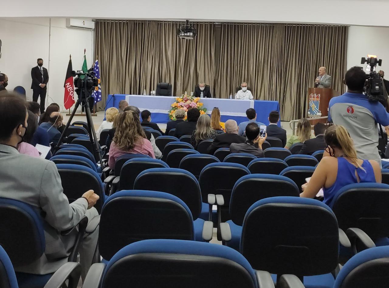WhatsApp Image 2021 04 26 at 16.26.59 - AULA MAGNA: ministro Milton Ribeiro condena ideologia de gênero e promete acessibilidade na UFPB; VEJA VÍDEO
