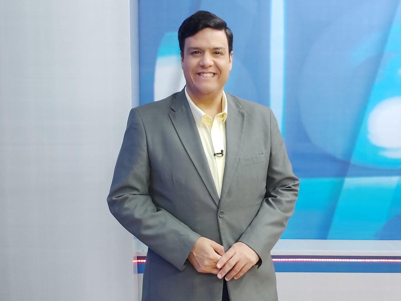 WhatsApp Image 2021 04 26 at 20.59.33 - BRASIL URGENTE PARAÍBA: Cacá Barbosa volta à tela da TV Band Manaíra nesta quarta-feira