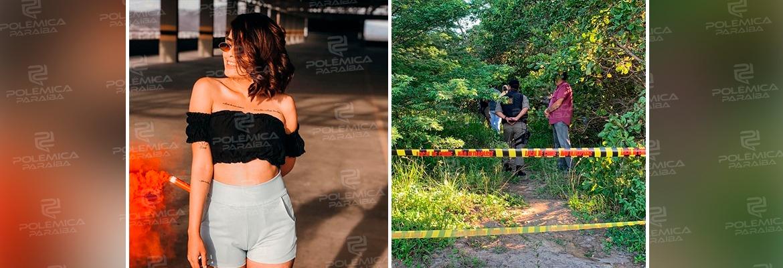 WhatsApp Image 2021 04 27 at 16.15.16 1 - AVANÇADO ESTADO DE DECOMPOSIÇÃO: corpo de Patrícia estava enrolado em um saco plástico com fitas adesivas - VEJA VÍDEO