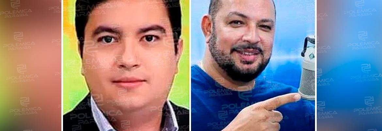 WhatsApp Image 2021 04 28 at 15.52.33 1 - Jornalistas Fábio Bernardo e Paulo Neto contraem Covid-19 e se ausentam do programa F5 da rádio POP