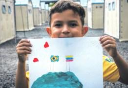 Mi Casa, Su Casa: escolas de João Pessoa e Campina Grande participam de projeto em prol de refugiados venezuelanos