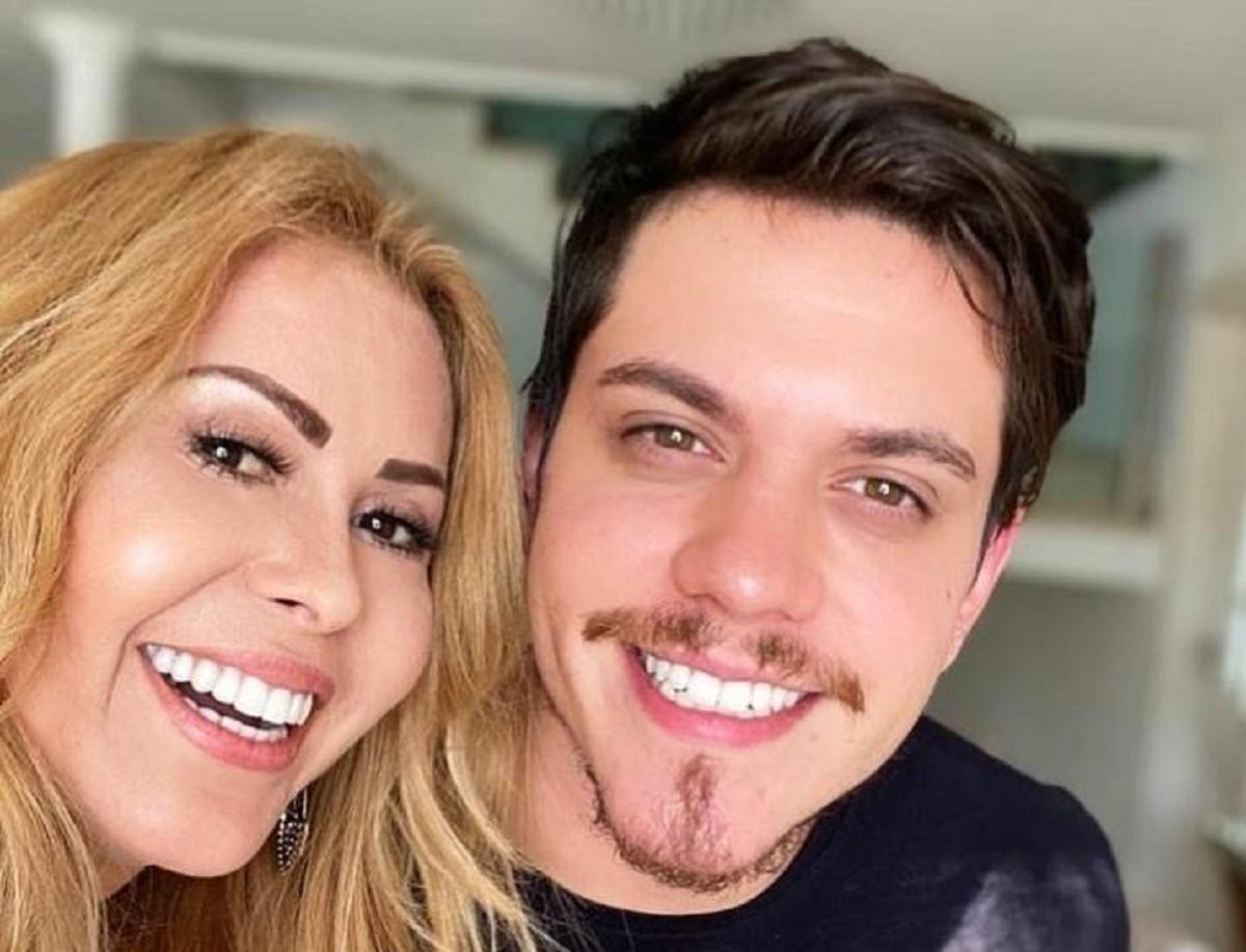 Yago Matos e Joelma - Filho de Joelma diz que cantora o bloqueou após ele ir morar com Ximbinha