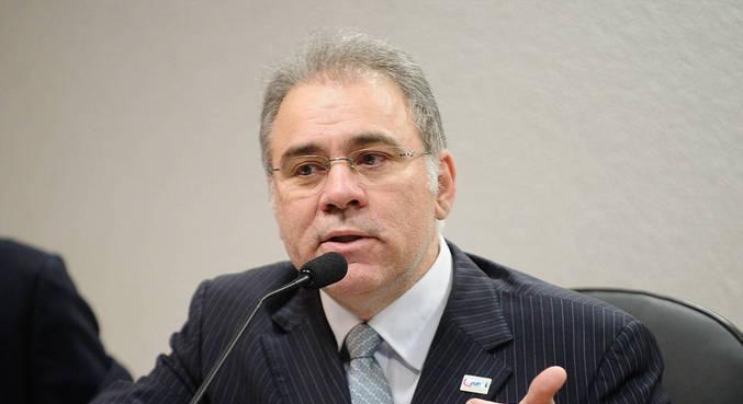 agencia brasil marcelo queiroga 1500 15032021154312459 - Queiroga adia fim de imunização contra Covid do grupo prioritário para setembro