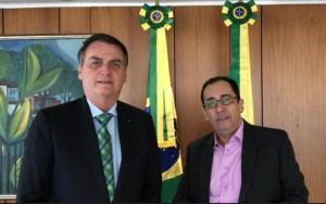 bolsonaro e kajuru 300x188 - STF avalia que conversa de Bolsonaro com Kajuru foi combinada previamente para tentar constranger magistrados