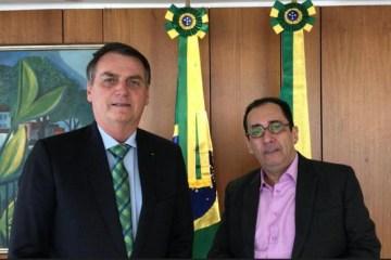 bolsonaro e kajuru - STF avalia que conversa de Bolsonaro com Kajuru foi combinada previamente para tentar constranger magistrados